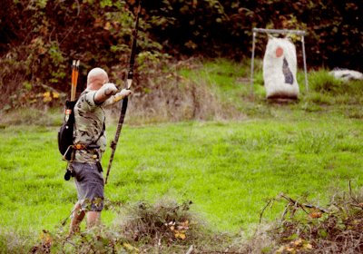 Outdoor Archery at its best.