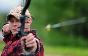 outdoor target archery
